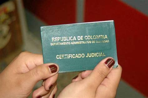 ¿Qué es y cómo consultar el certificado judicial en Colombia?