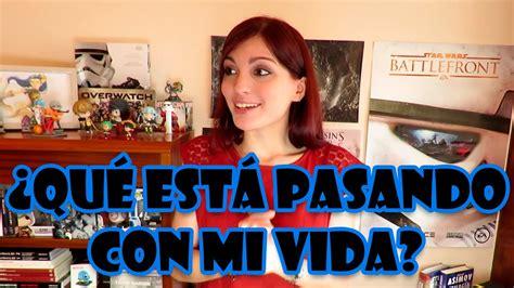 ¿Qué está pasando en mi vida? | Cristinini   YouTube