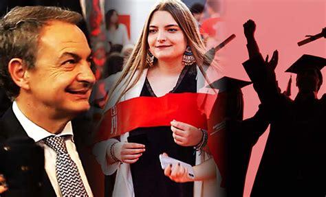 ¿Qué fue de la hija de Zapatero? Así es la nueva vida de ...