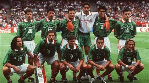 ¿Qué fue de la Selección Mexicana de Francia 1998?   AS USA