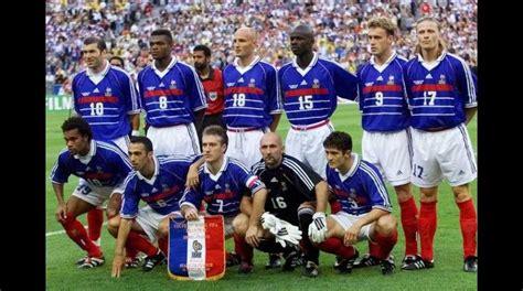 ¿Qué fue de los futbolistas campeones del mundo en Francia ...