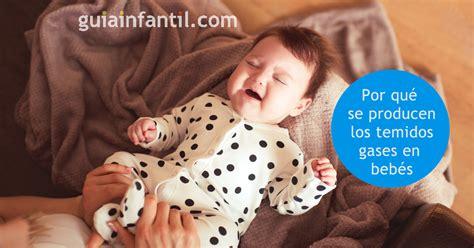 Qué hacer cuando el bebé tiene muchos gases para no perder ...