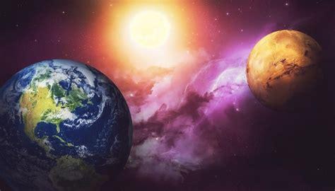 Que Hay En El Espacio – Descubre De Que Está Conformado El ...