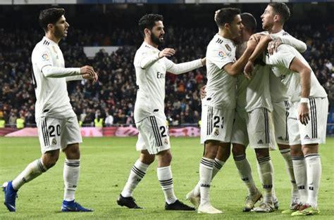 Que Horas Juega El Real Madrid Hoy
