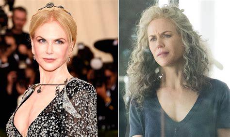 ¿Qué le pasó? Nicole Kidman pasea irreconocible por las ...