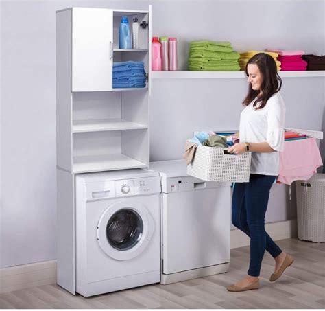 Qué mueble para lavadora y secadora comprar en 2021