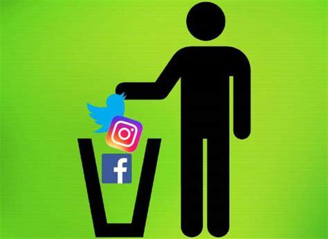 Qué rastro queda si borras tus cuentas de Facebook ...