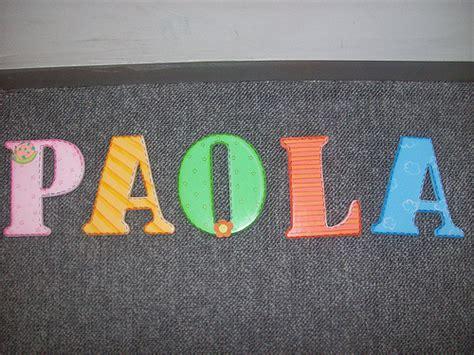 ¿Qué significa Paola?