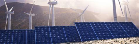 ¿Qué son las energías renovables? ️   Twenergy