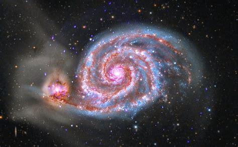 Qué son las Galaxias