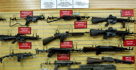 ¿Qué tan fácil es comprar armas en EU?