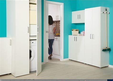 ¿Qué ventajas tienen los armarios de lavandería?   Leroy ...