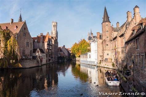 Qué ver en Bélgica en cuatro días.   Viajero errante