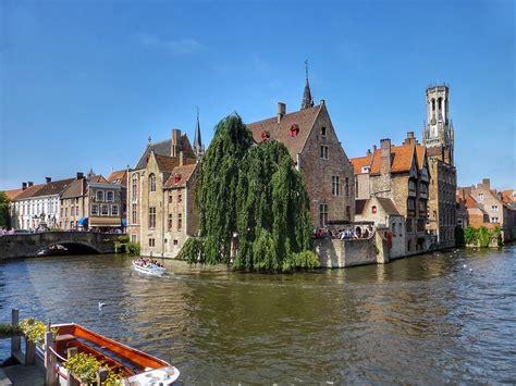 Qué ver en Brujas, la ciudad de Bélgica que despertó de su ...