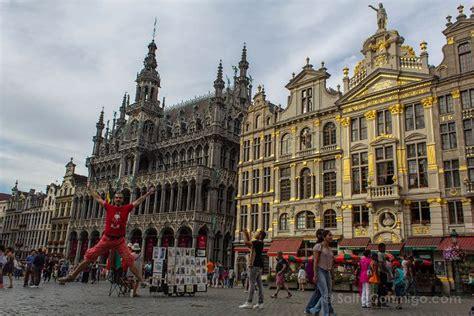 Qué ver en Bruselas en dos o tres días