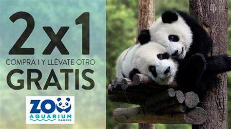Qué ver en el Zoo de Madrid. Entradas, descuentos, 2x1 ...