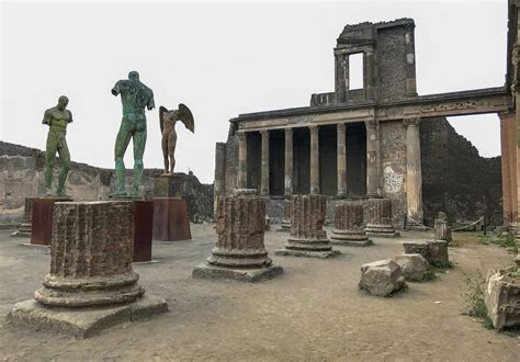 QUE VER EN POMPEYA? Recorremos las ruinas de esta antigua ...