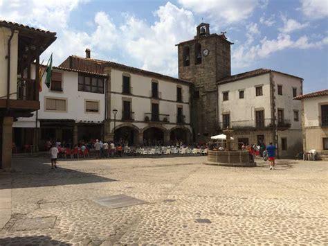 Qué ver en San Martín de Trevejo