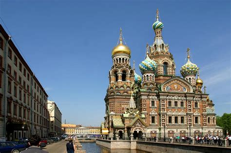Que ver en San Petersburgo Ciudad y que hacer: lugares ...
