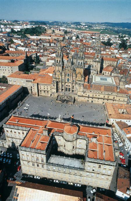 Qué ver en Santiago de Compostela. Conoce el patrimonio de ...