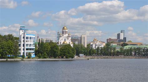 Qué ver y hacer en Ekaterimburgo, donde Europa y Asia se unen