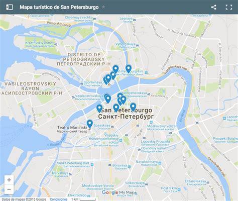 Qué ver y hacer en San Petersburgo en 1, 2, 3 o 4 días ...