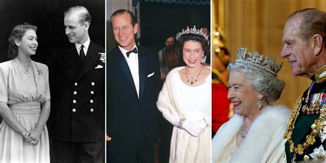 Queen Elizabeth and Prince Philip s Marriage   Lasting ...