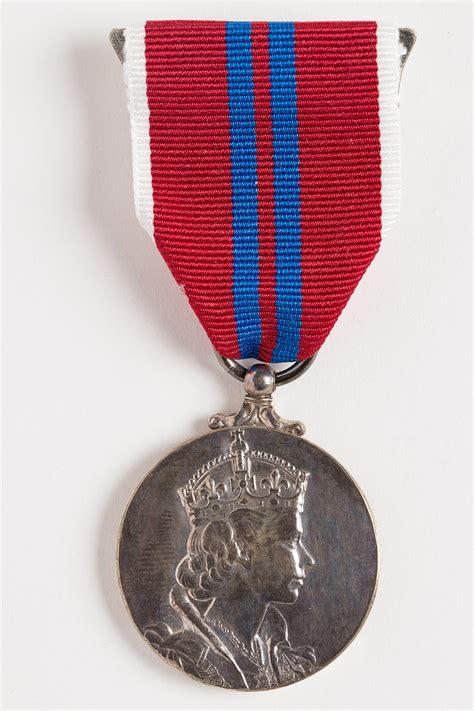 Queen Elizabeth II Coronation Medal   Wikipedia