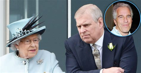 Queen Elizabeth Is  Standing By  Prince Andrew Amid Scandal