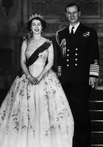 Queen Elizabeth Marriage Photos