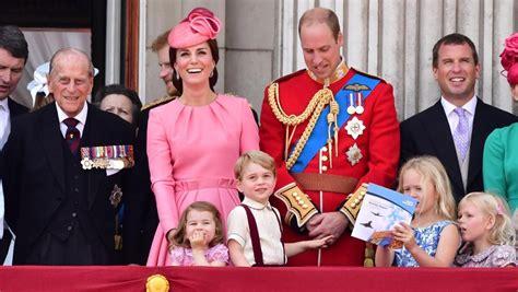 Queen Elizabeth s Long Lineage of Grandchildren and Great ...