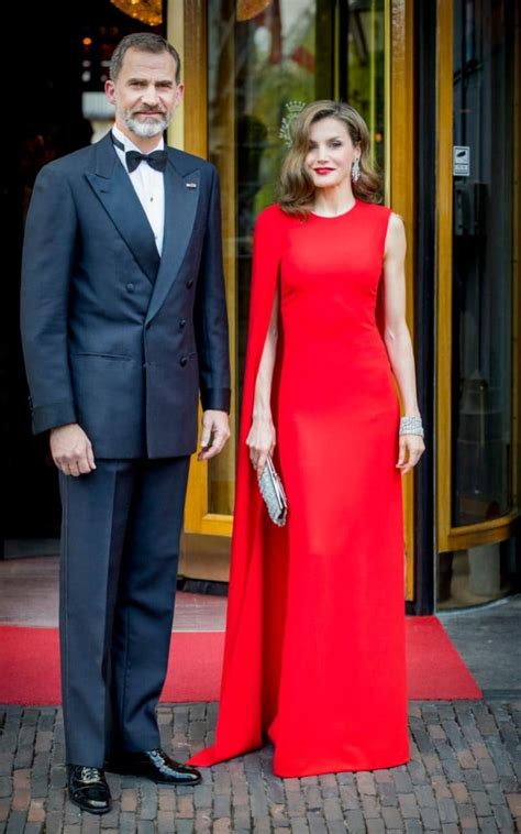 Queen Letizia   the world s most stylish royal   set to ...