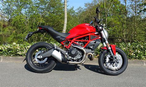 Quelle moto A2 acheter : Ducati Monster 797, la moto idéale