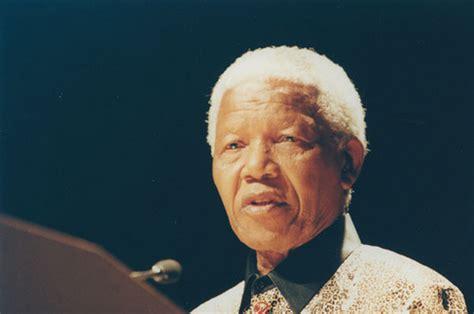 Quem foi Nelson Mandela?   Jornal Joca