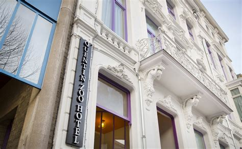 Quentin Zoo Hotel in Amsterdam, Netherlands   Book Budget ...