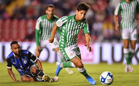 Queremos conservar a Diego Lainez: Rubí, entrenador del ...