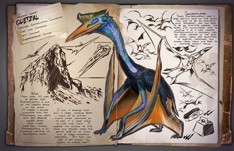 Quetzalcoatlus | ARK: Survival Evolved Wiki | Fandom