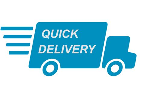 Quick Delivery   Proper management and logistics are ...