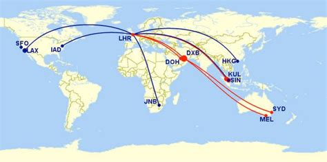 Quickly Find Flight Distance & Duration With Great Circle ...