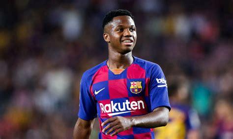 ¿Quién es Ansu Fati, el nuevo diamante del Barcelona?
