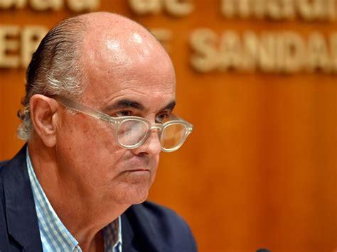 ¿Quién es Antonio Zapatero, viceconsejero de Salud Pública ...