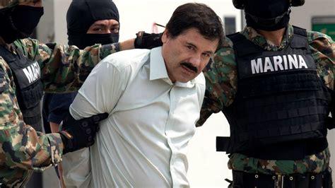 Quién es el  Chapo  Guzmán, el narcotraficante  más ...