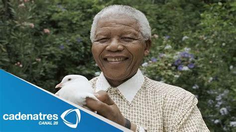 ¿Quién es Nelson Mandela? / Conoce la vida de Nelson ...