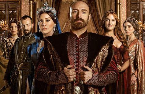 Quién es quién en  EL SULTÁN , la novela turca llena de ...