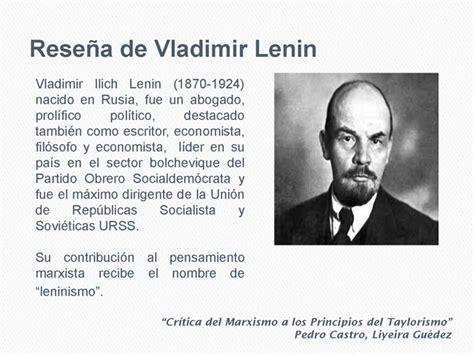 Quien Fue Lenin   SEONegativo.com