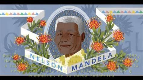 Quién fue Nelson Mandela   YouTube