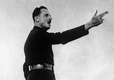 Quién fue Oswald Mosley, el personaje histórico que ...