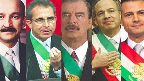 ¿Quién ha sido el mejor presidente de México en los ...