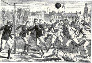 ¿Quién inventó el fútbol? « Deportes « Libro de Respuestas