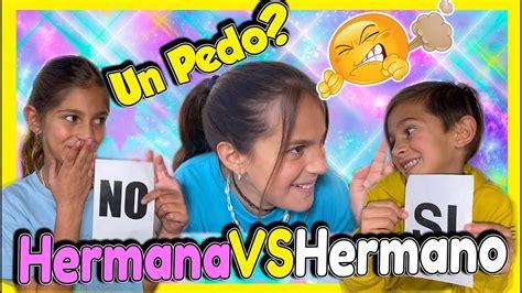 ¿ QUIEN ME CONOCE MAS ? HERMANA  HERMANO   PAULA BLANCO ...
